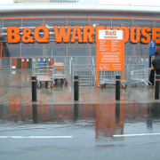 B&Q Sutton image abstract