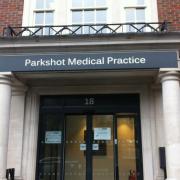 Parkshot Front Entrance